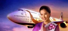 Thai Airways Flexi-billetter 1 års gyldighet fra